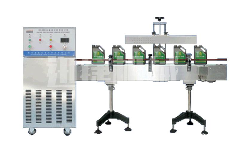 水冷式连续式电磁感应铝箔封口机